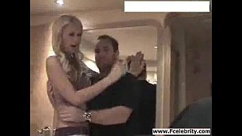 hot celebrity paris hilton blow job